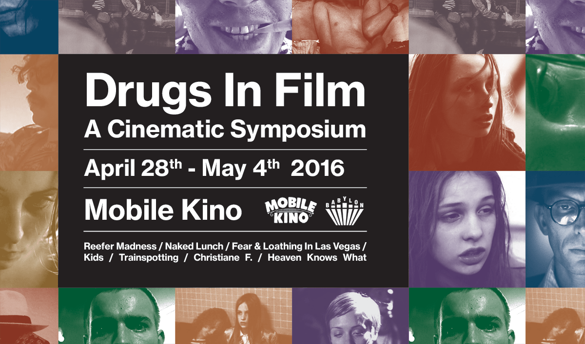 Drugs In Film - A Cinematic Symposium