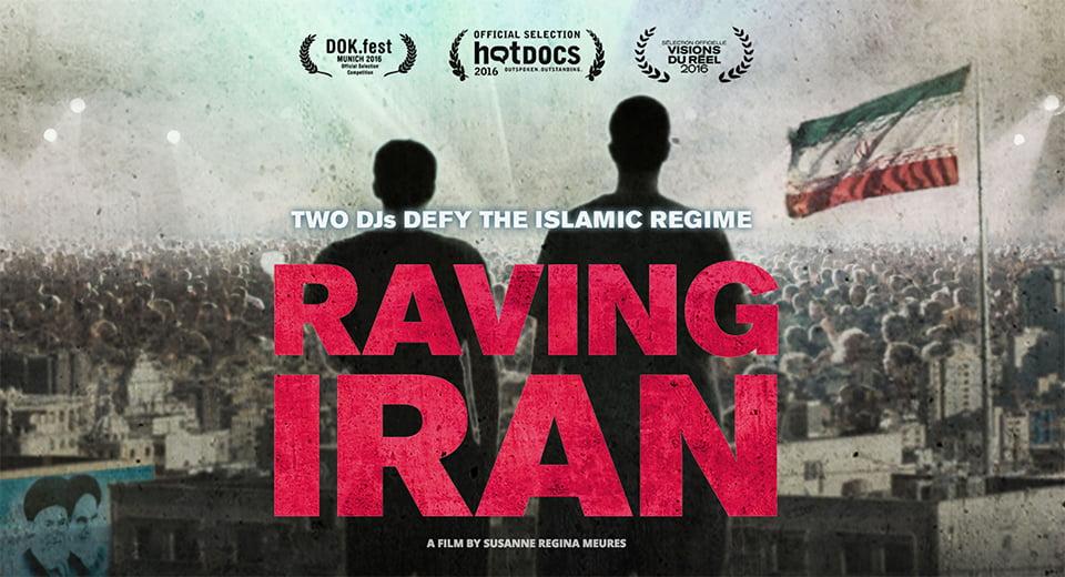 Wednesday 27.06.18. – 9:45pm: Open Air Cinema   Raving Iran