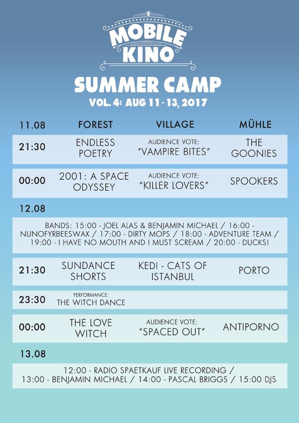 MK-Summer-Camp-IV-Programme