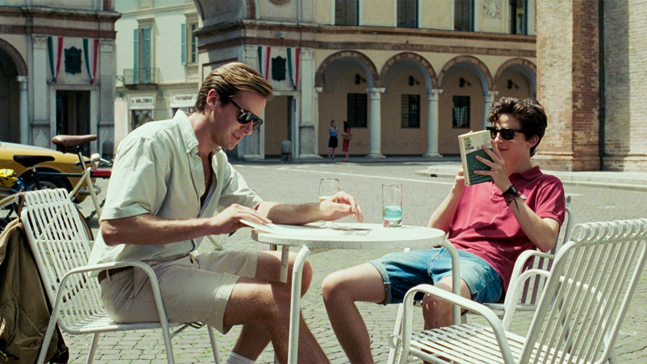 Monday 22.07.19 – 9:30pm: Swimming Pool & Cinema | Call Me by Your Name