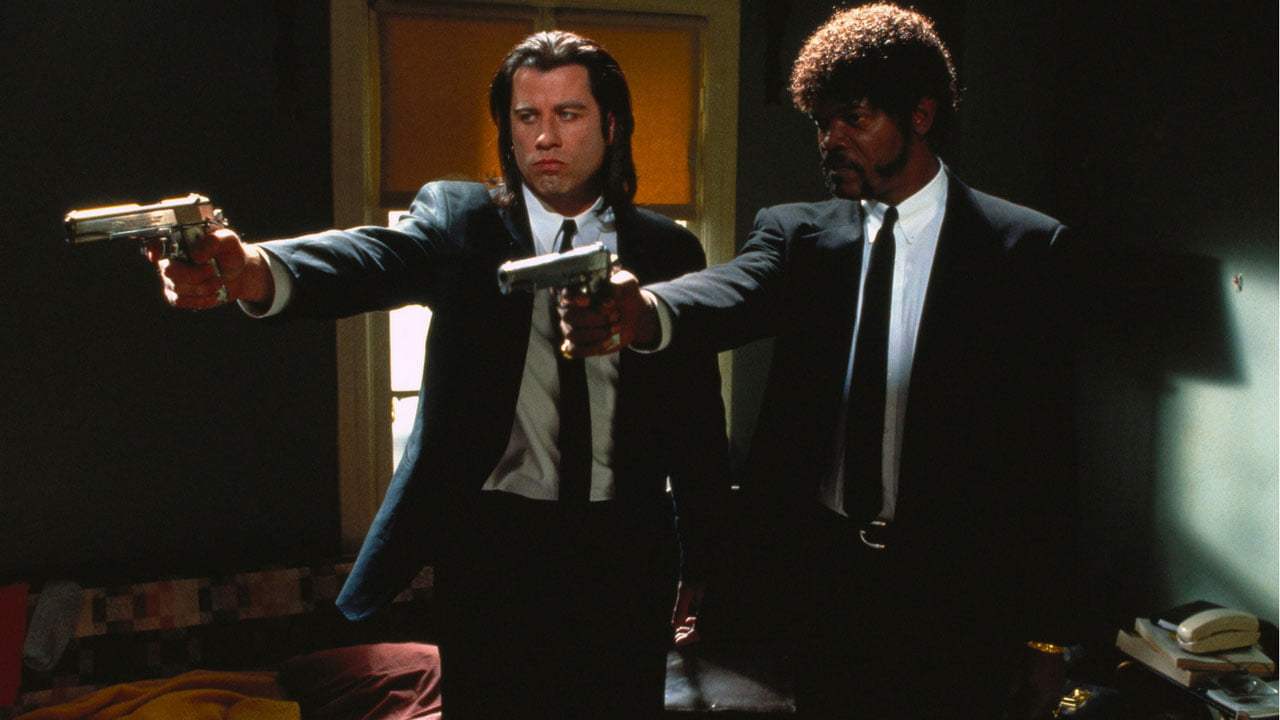 Wednesday 29.08.18. – 8:45pm: 90's Flashback | Pulp Fiction