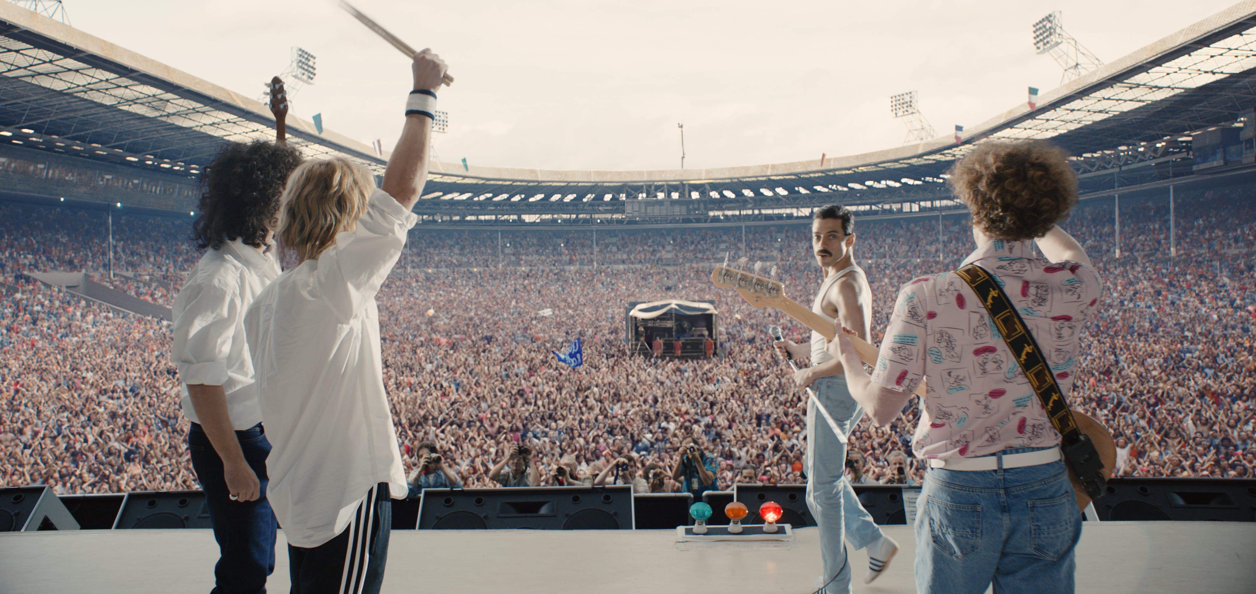 Thursday 07.03.19 – 8:30pm: Bohemian Rhapsody