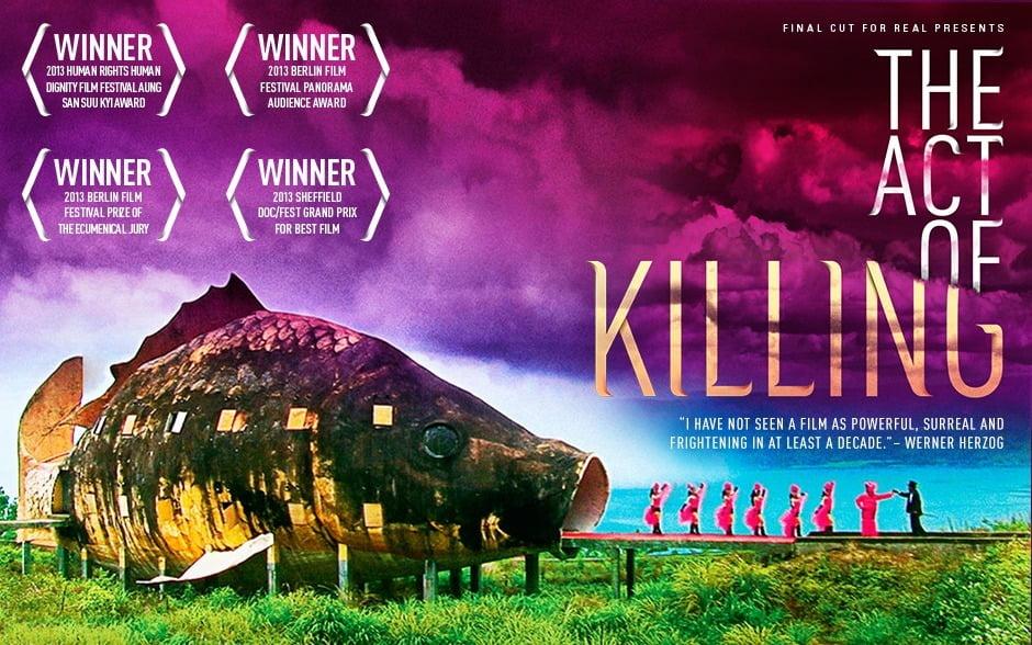 Mobile Kino presents: The Act of Killing