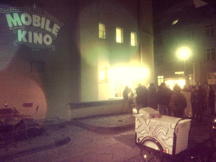 Mobile Kino @ Berlin Feminist Film Week