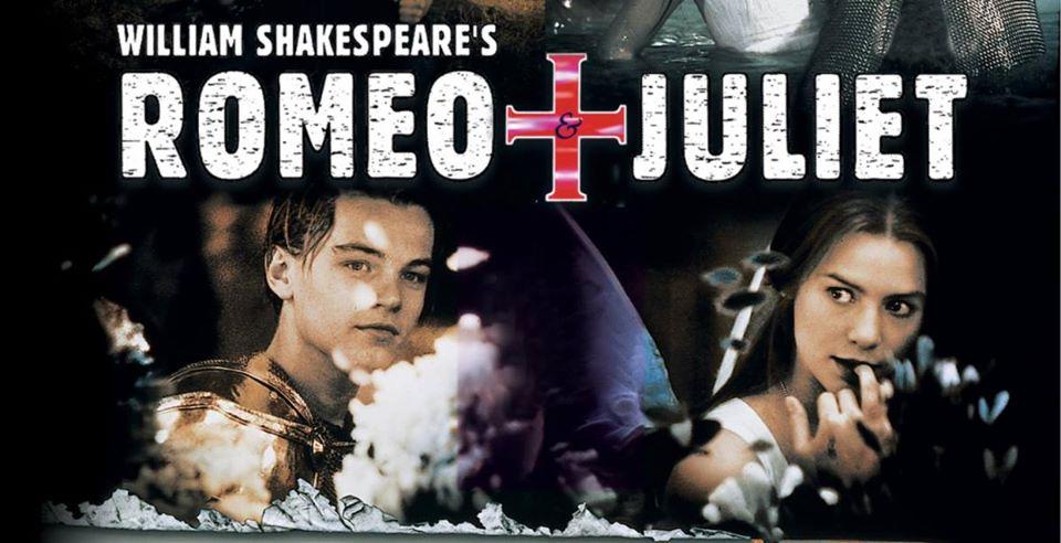 Wednesday 18.12.19 – 8pm: Romeo + Juliet | A Baz Luhrmann Film