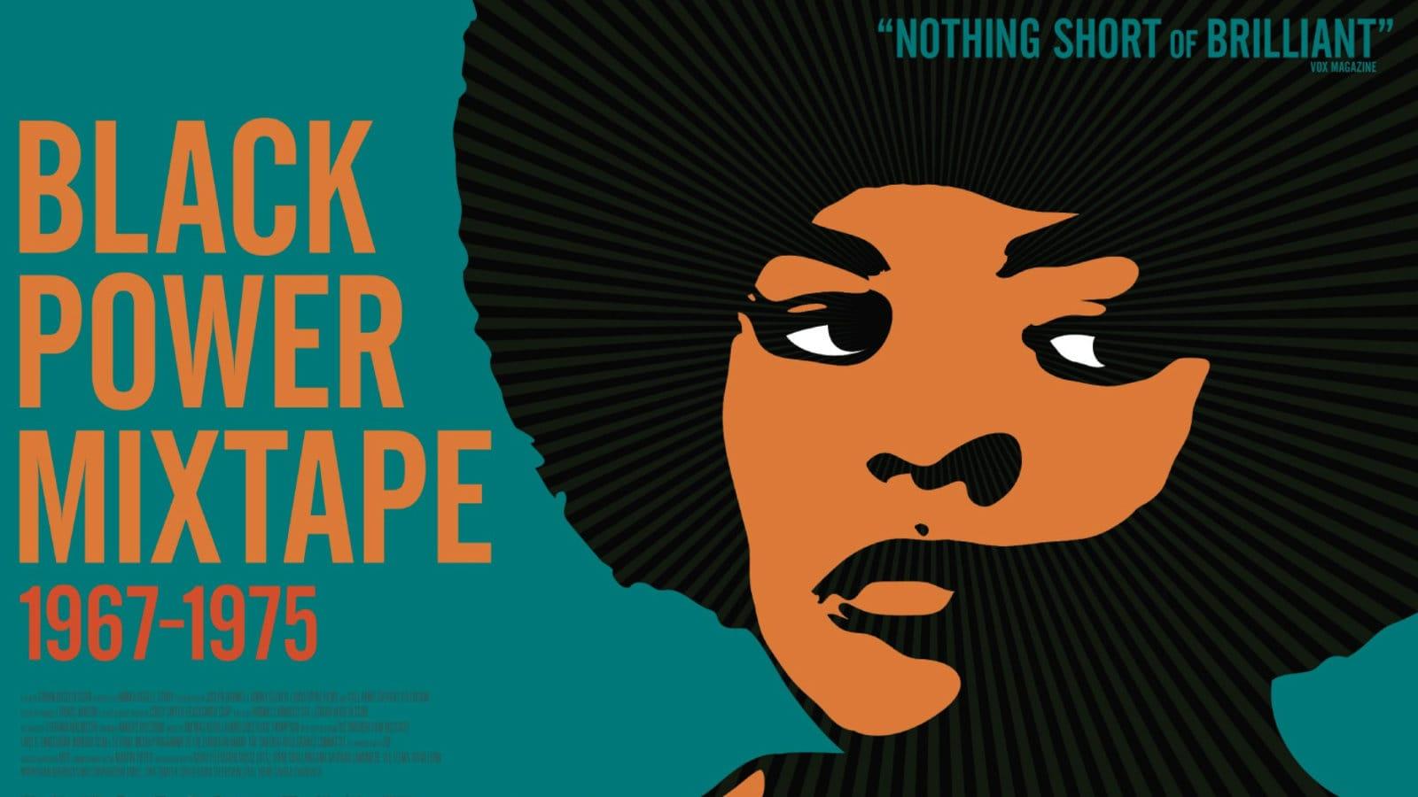 Tuesday 11.02.20 – 8:30pm: The Black Power Mixtape 1967-1975
