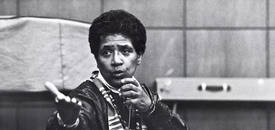 Tuesday 25.02.20 – 8:30pm: Audre Lorde – The Berlin Years 1984 to 1992