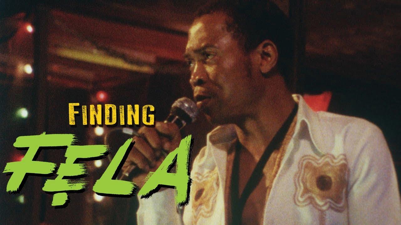 Tuesday 14.01.20 – 8:30pm: Finding Fela