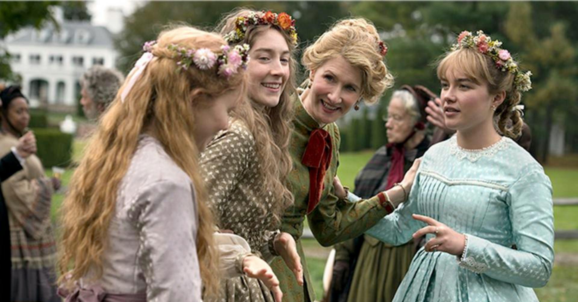 Tuesday 18.08.20 – 20:45 I Little Women I Open Air Kino on the Island