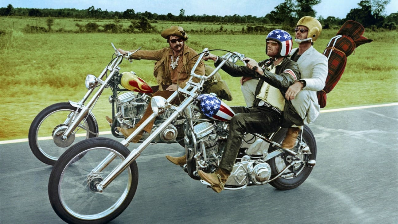 Wednesday 05.08.20 – 21:15 | Easy Rider