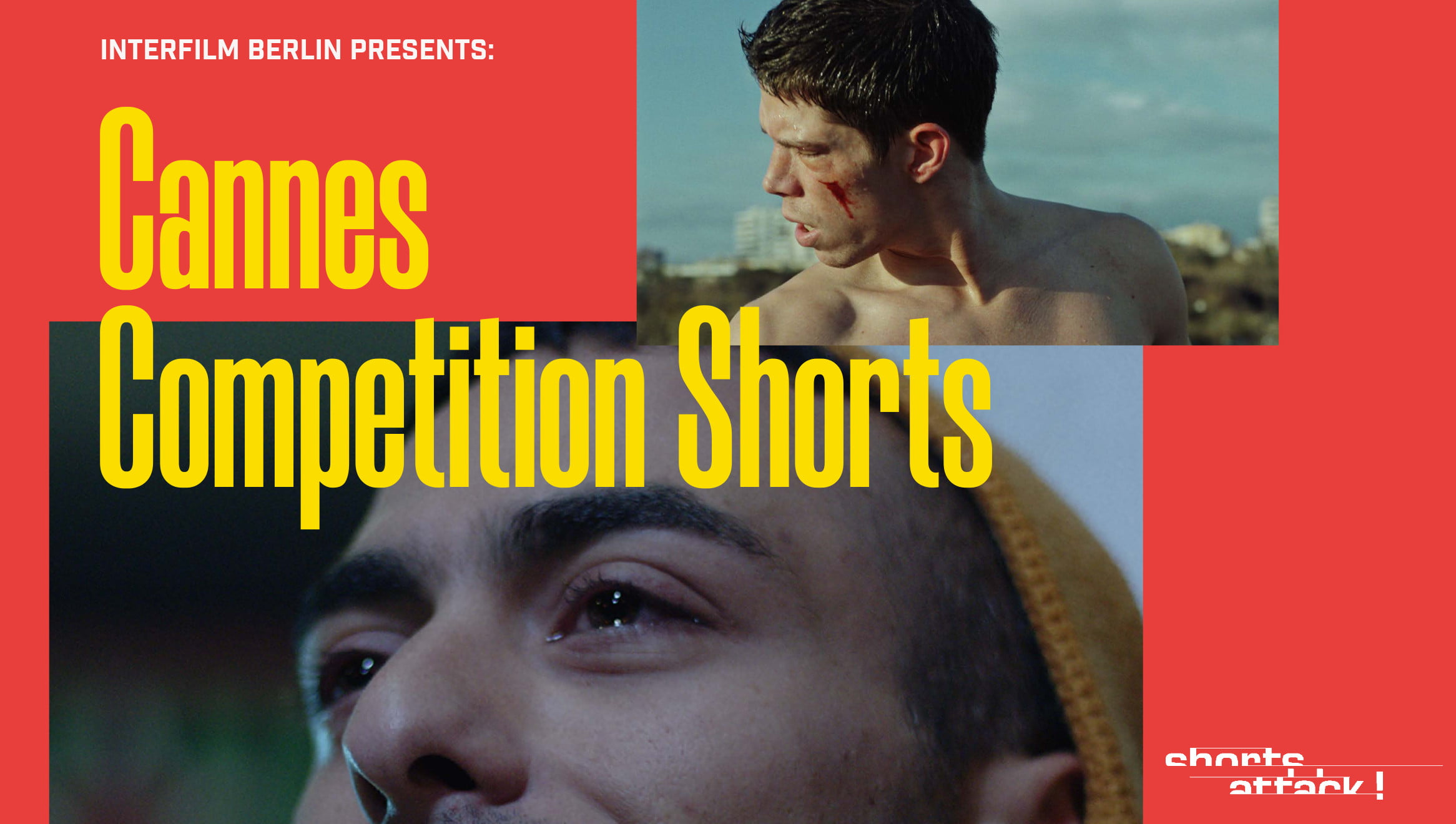 TUESDAY 22.09.20 – 20:00 I CANNES COMPETITION SHORTS (ENGLISH SUBTITLES)
