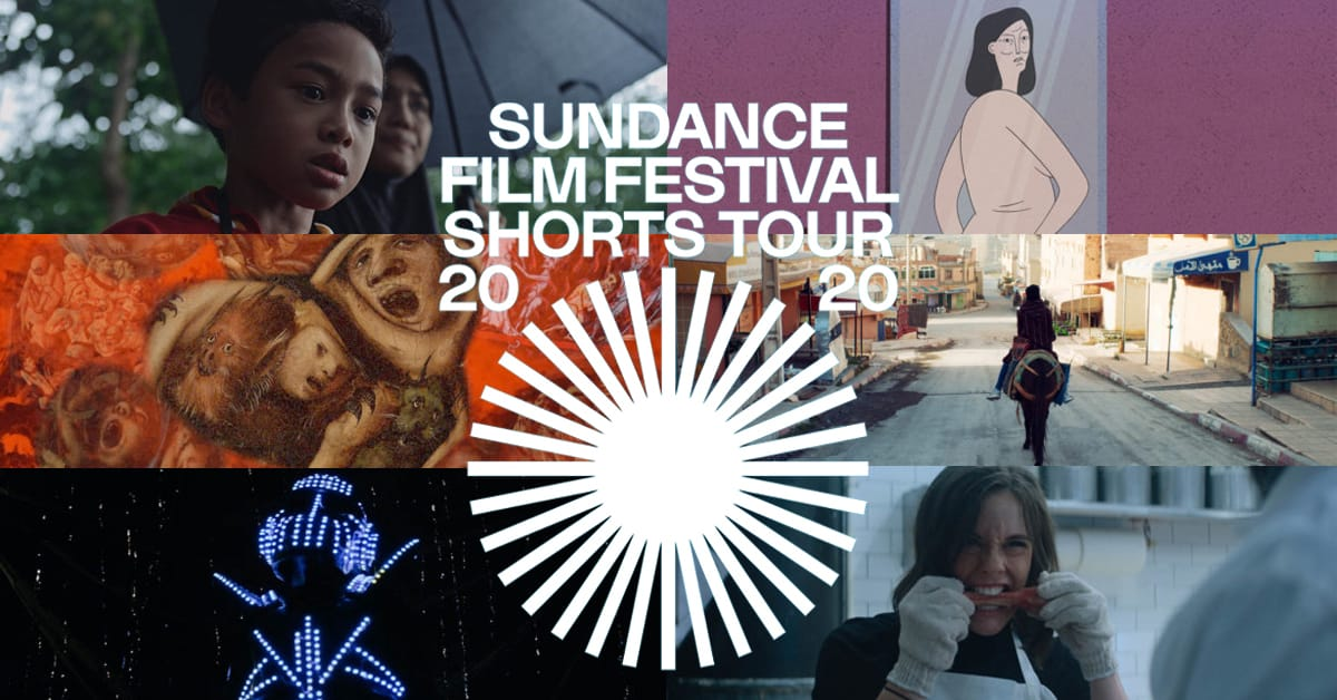 Thursday 29.10.20 – 20:00 | Sundance Short Films 2020 – Indoor Screening